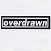 Overdrawn cover artwork
