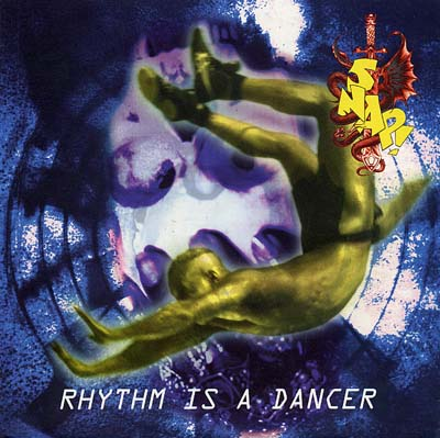 Snap - Rhythm Is A Dancer - Sleeve image