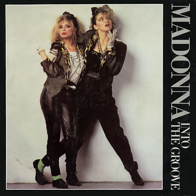 Madonna - Into The Groove - Sleeve image
